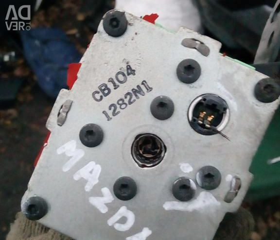 Seat belt with squib front left Mazda MAZDA MAZDA 6 (GH) (2007-2012)