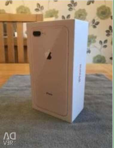 Gold iPhone 8 with box