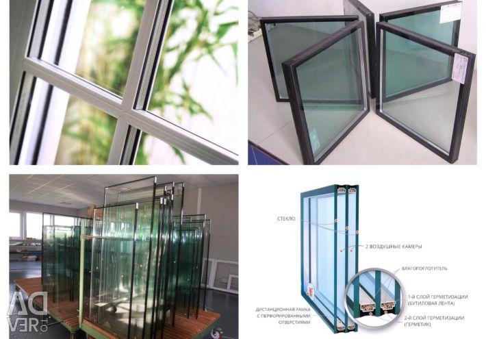 Repair of Windows and Doors PVC