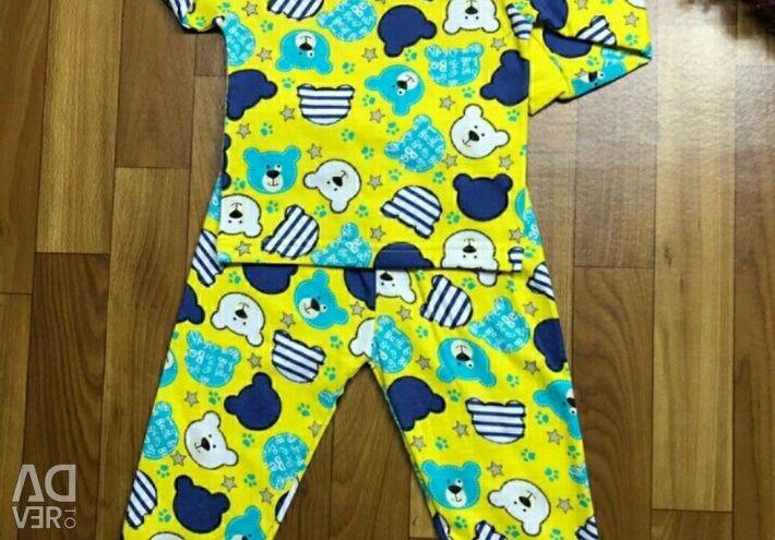 Παιδική πιτζάμες ζεστό