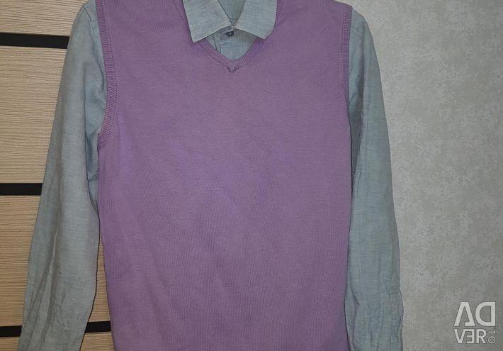 Men's shirt 48r