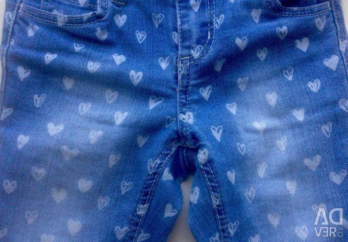 Jeans GJ 4-5 ani (110 cm)