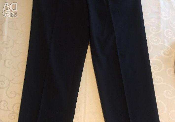 Black trousers Meyer