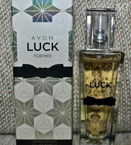 Perfumery water AVON