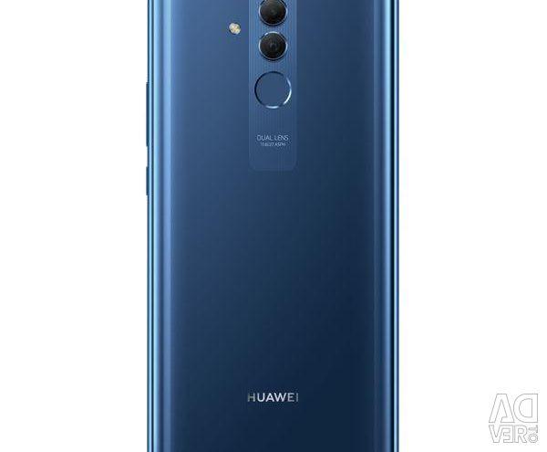 Έξυπνο τηλέφωνο Huawei Mate 20 lite Blue