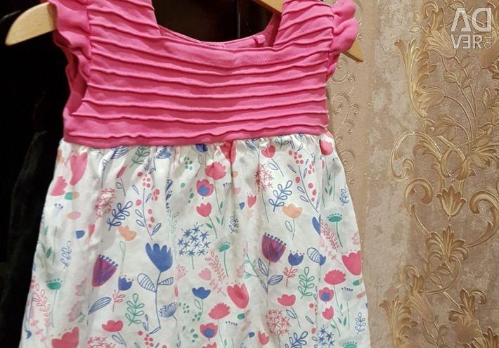 Dresses for the little girl