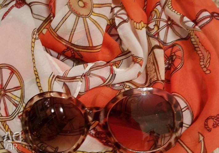 Vintage style glasses