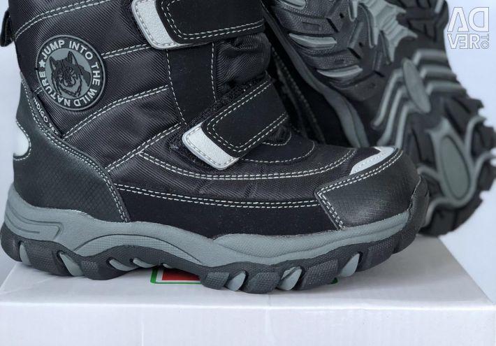 Noi copii Indigo 30 de cizme (19,5 cm) șase