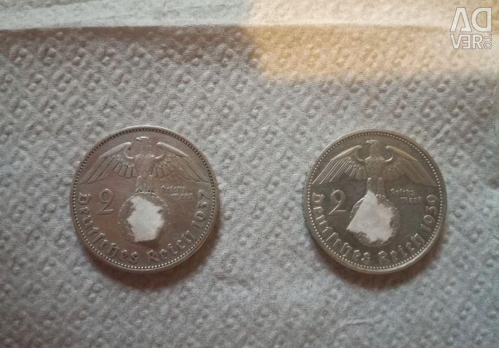 Νομίσματα του τρίτου Ράιχ