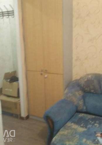 Apartment, 1 room, 21 m²