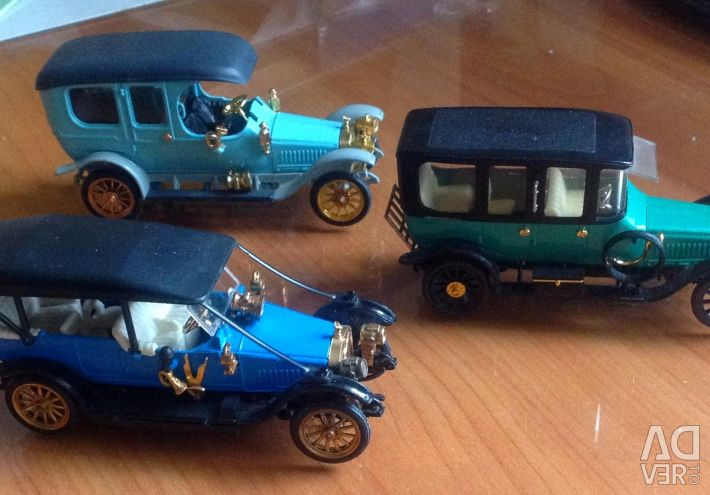 USSR car models (3)
