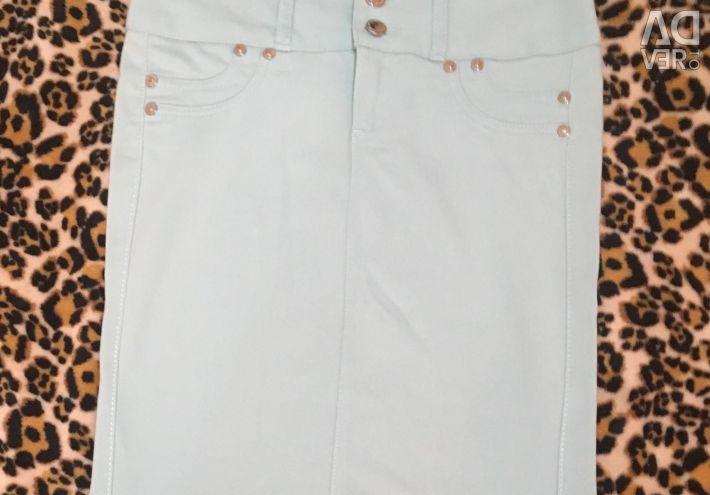 Mint skirt Turkey