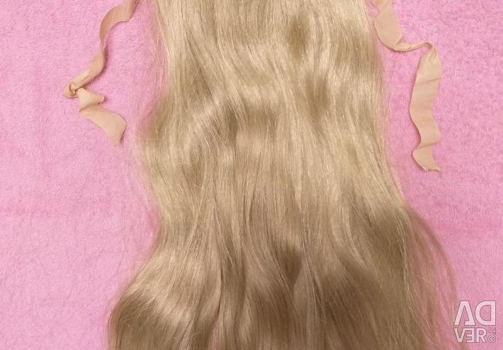 Artificial hair overhead