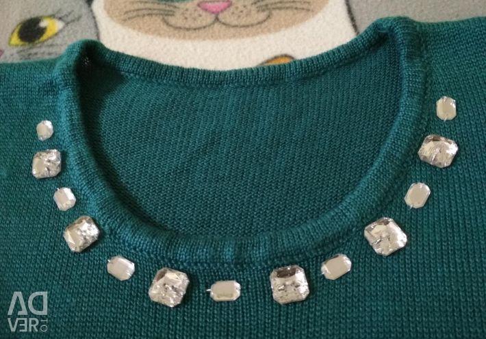 Tunic - wool vest