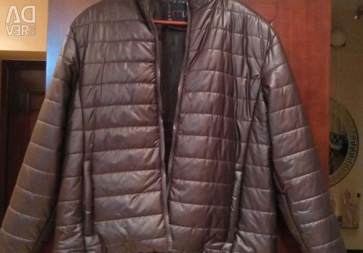 Νέο ανδρικό σακάκι, μέγεθος 46-48