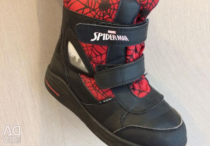 Boots Spider-Man
