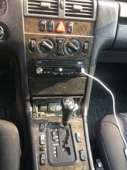 Mercedes-Benz E class, 1997