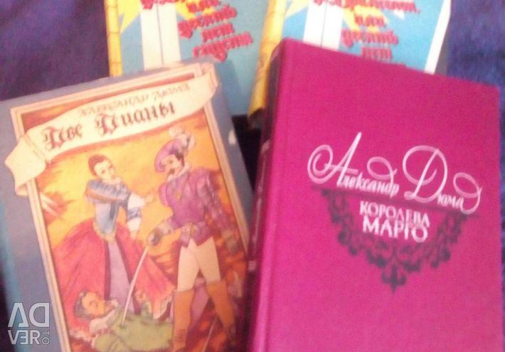 Dumas καλύτερα μυθιστορήματα