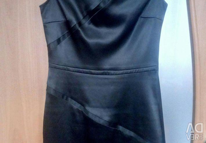 Сукня жіноча (трикотаж під шкіру)