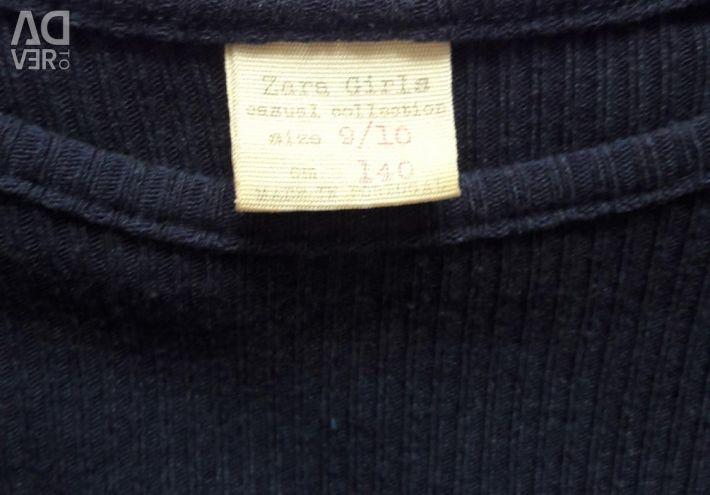 Φορέστε πλεκτό ποταμό Zara 140