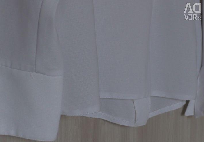Λευκό μπλουζάκι, r-44 (46)