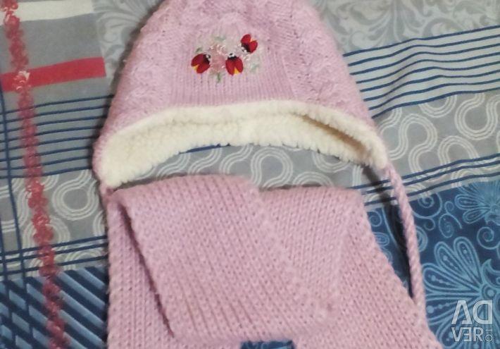 Καπέλα για κορίτσια για διαφορετικές εποχές του έτους.