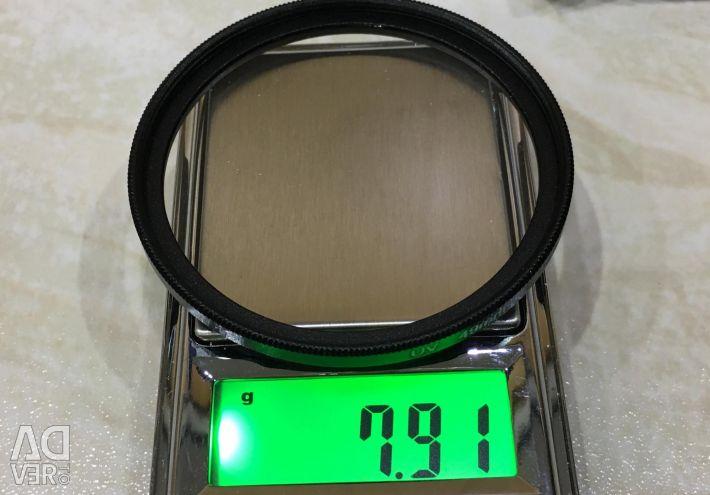 49mm UV filter