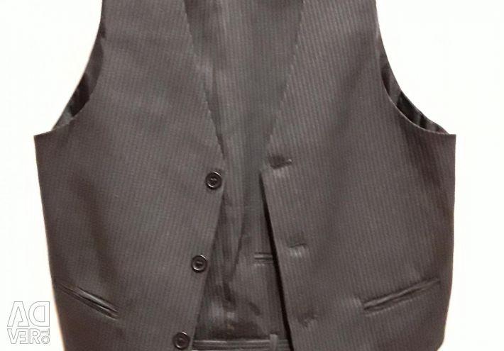 Vest with pants, new