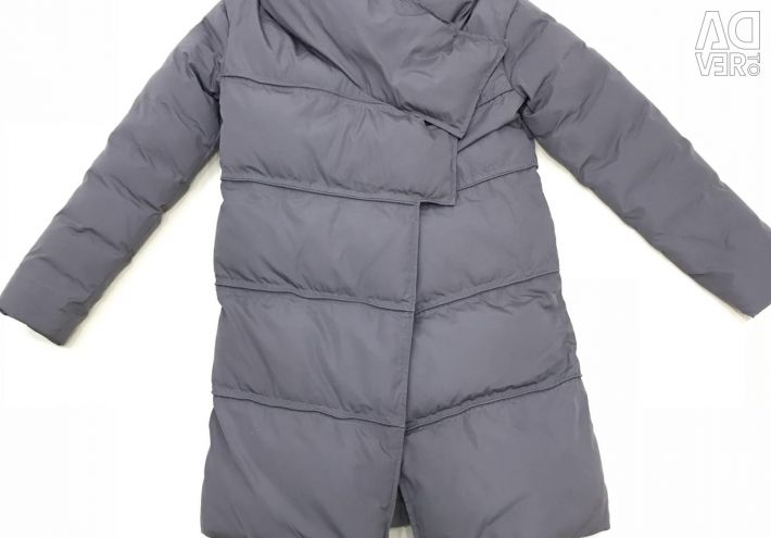 Down jacket oversize