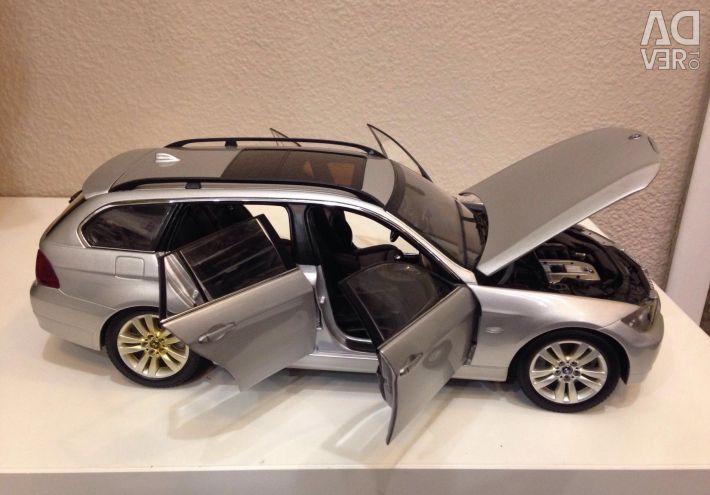BMW 3er / 3series μοντέλο περιηγητικών αυτοκινήτων