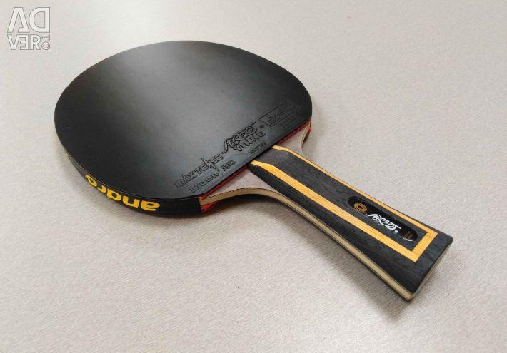 Racheta națională de tenis de masă