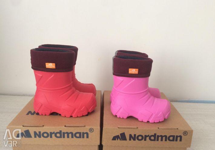 Boots EVA demi-season (new)