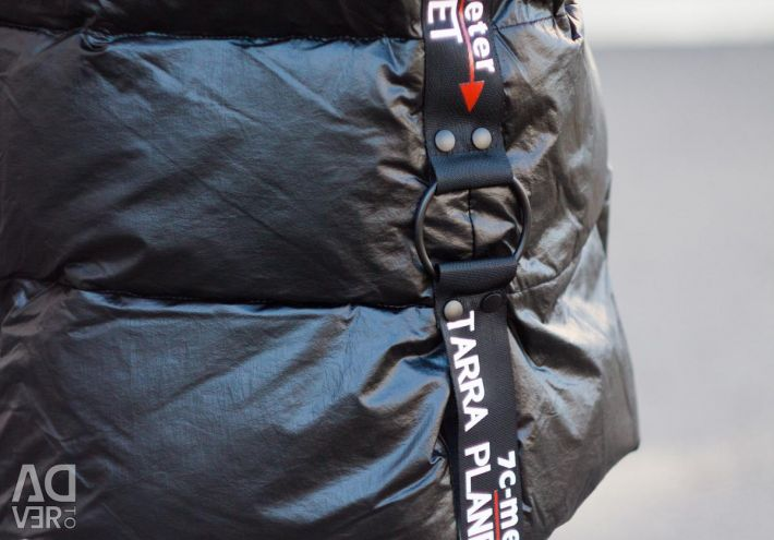 T. YCAMILLE down jacket black / Article 103