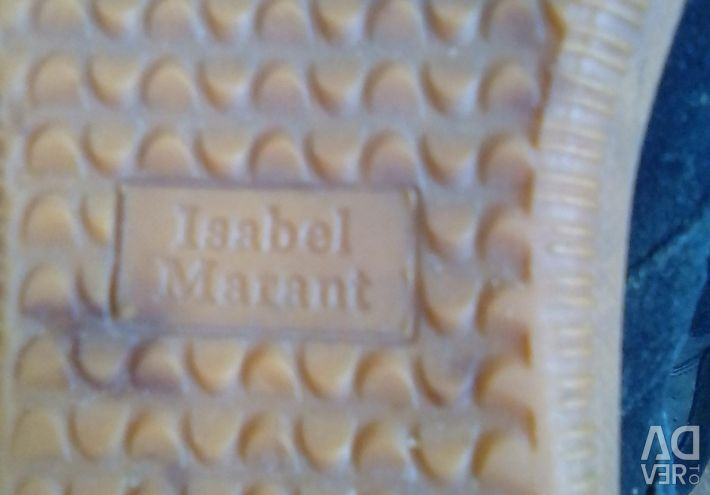 Boots female lsabel Marant spring - fall