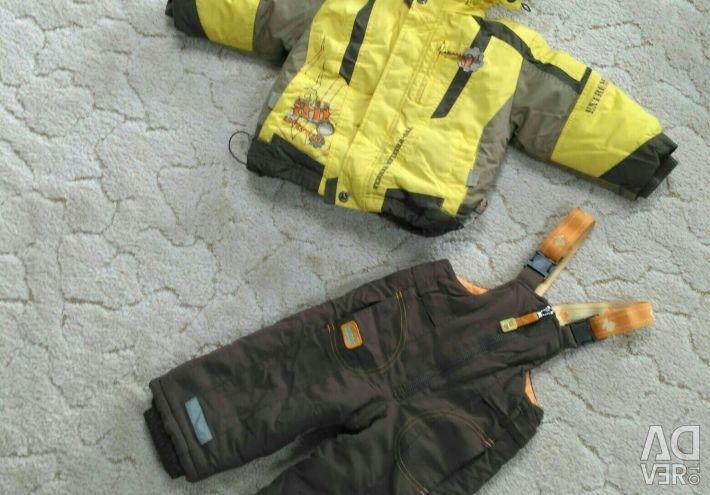 Norwegian Winter Set 80 size