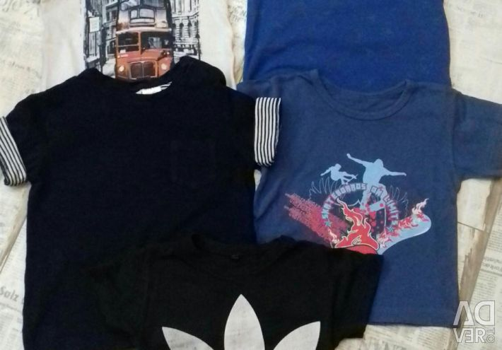 T-shirts package