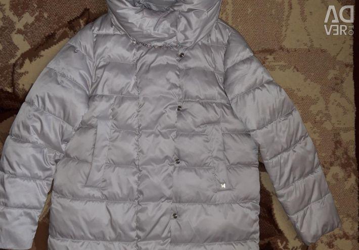 Jacket down jacket size 48-50.