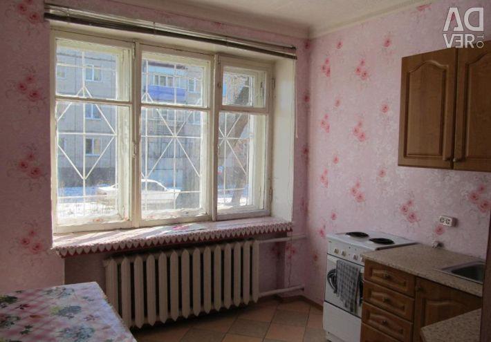 Apartment, 1 room, 28 m²