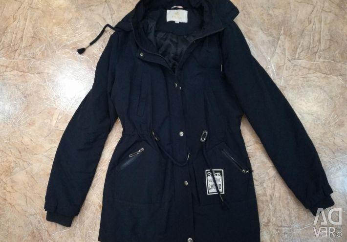 Winter ski jacket