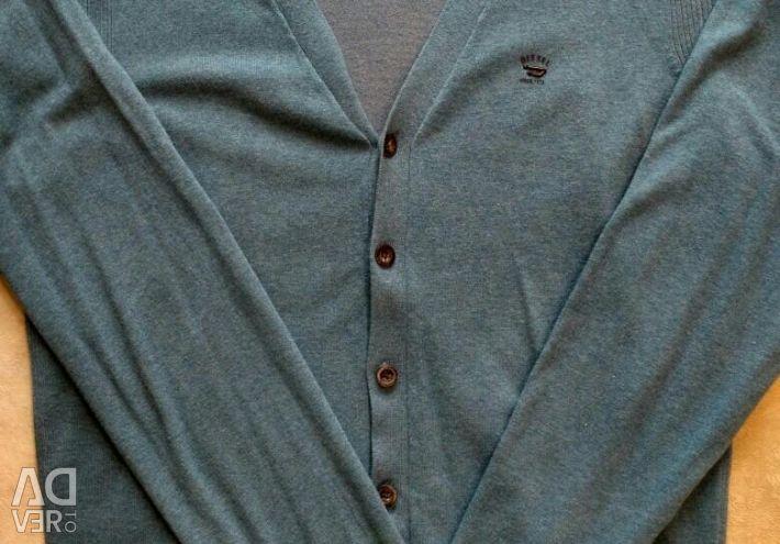 Noul cardigan Diesel pentru bărbați