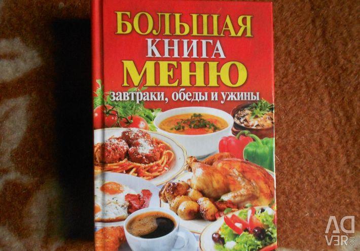 Yemek kitapları