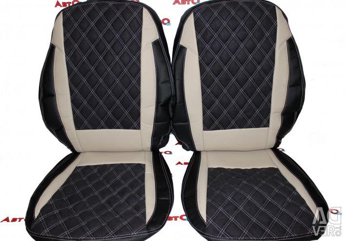 Чохли Hyundai Solaris c 2011-16г