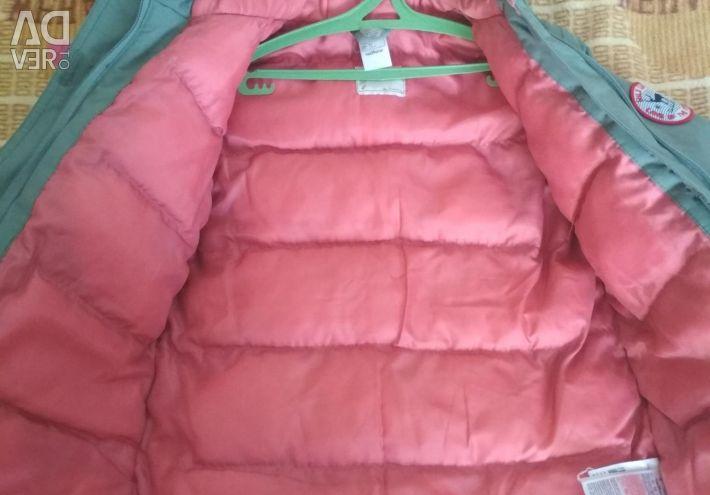 115-124 yükseklik için ceket