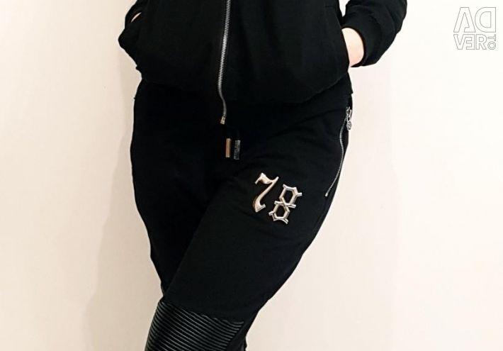 Φούστα Plein Black 78