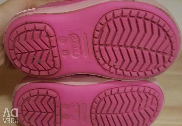 Crockers c7 waterproof