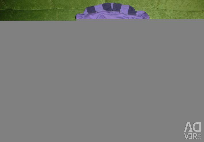 Sweatshirt 146/152 (violet)