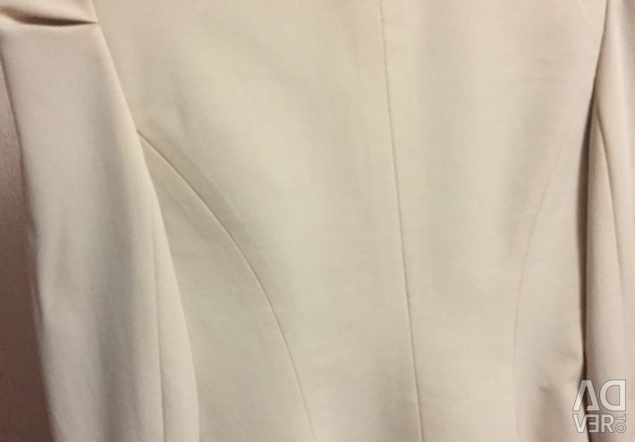 A fitted jacket