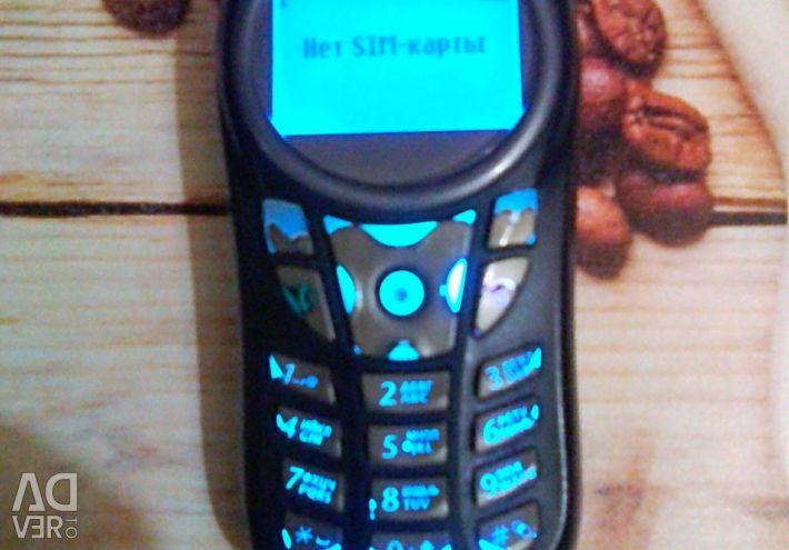 Motorola C113 included