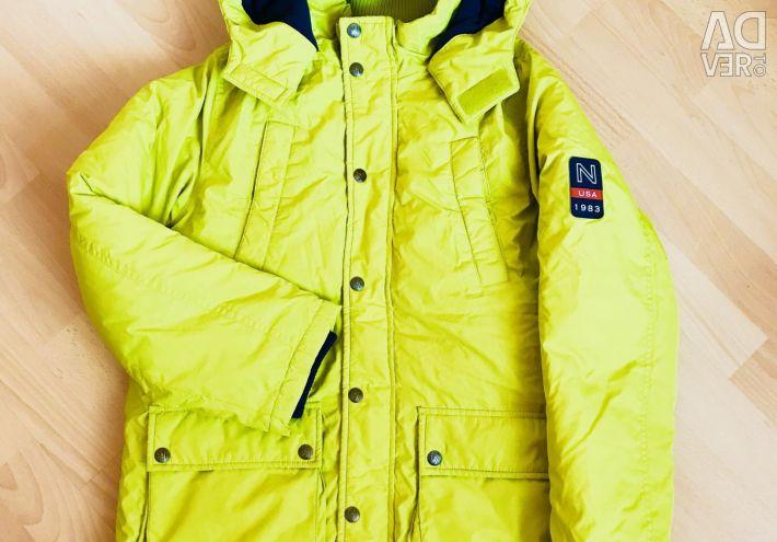 NAUTICA Куртка зимняя для мальчика ❄️☃️⭐️