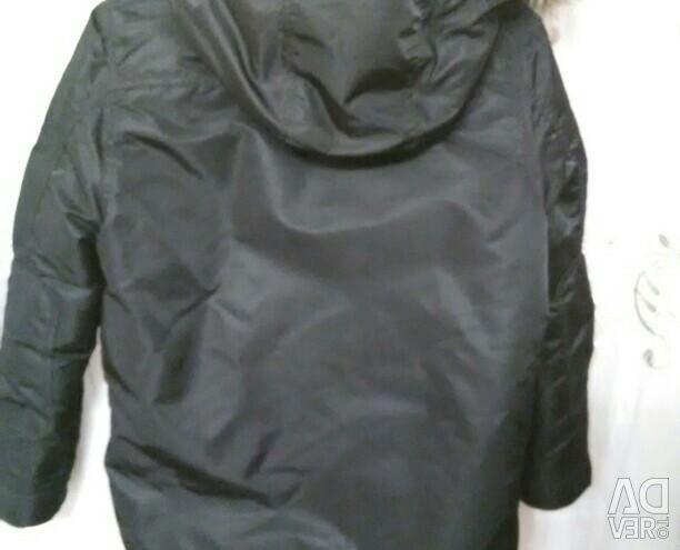 Ζεστό σακάκι Αλάσκα για το αγόρι
